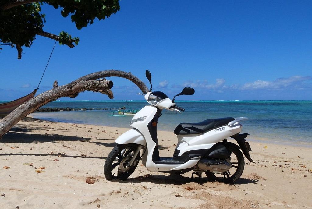 HETibiza scooterhuur Ibiza