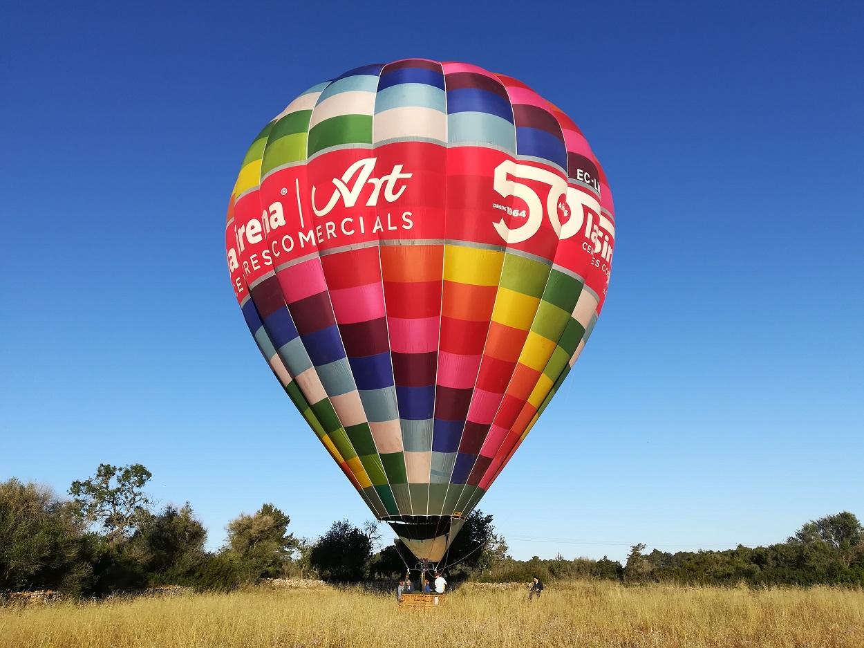 HETibiza Balloonflight