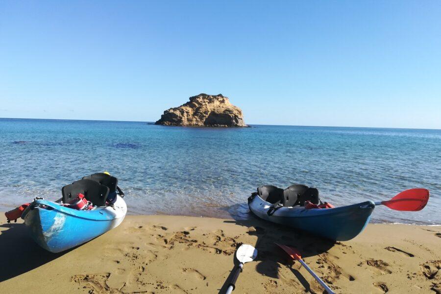 Kayak tour | HETibiza