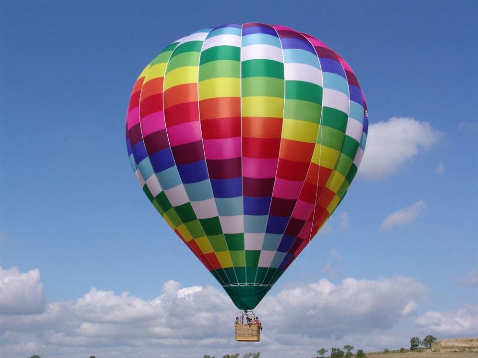 HETibiza Balloon flight