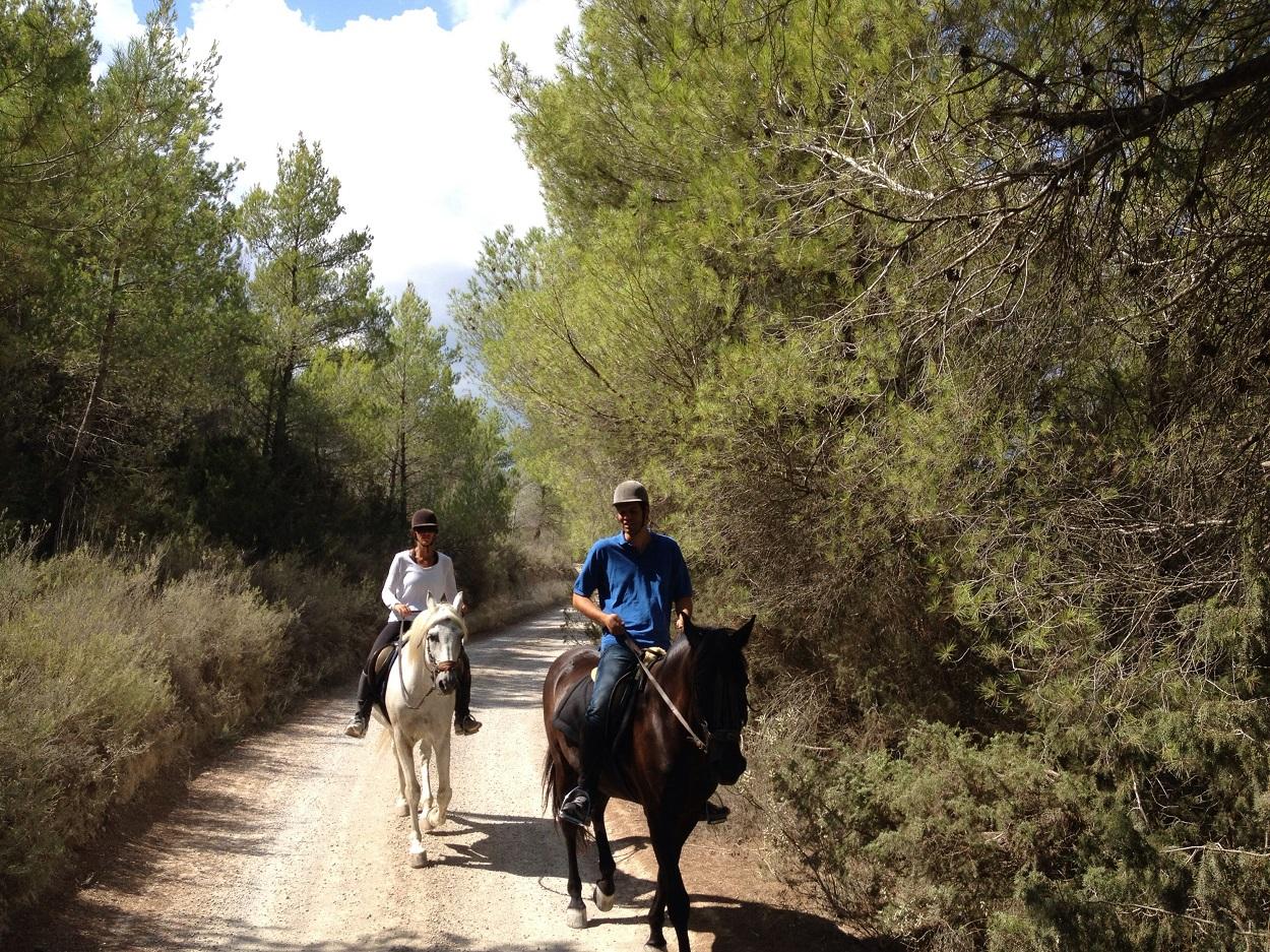 HETibiza Horse riding