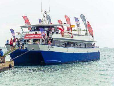 HETibiza partyboat on Ibiza