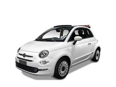 HETibiza huurauto Ibiza Fiat 500 cabrio