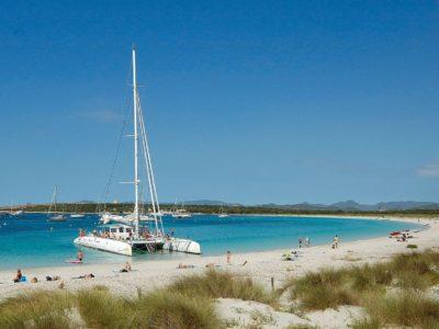 Catamaran Formentera Star | HETibiza
