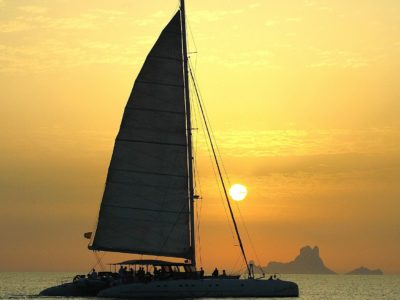 Sunset Catamaran Formentera | HETibiza
