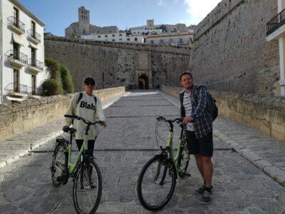 Ibiza Highlights bike-tour   HETibiza