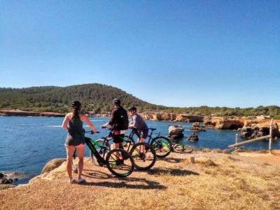 HETibiza E-bike tour