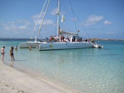 Family Catamaran Formentera | HETibiza