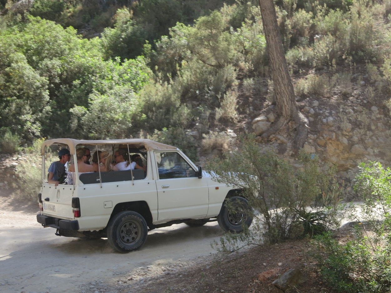 HETibiza Jeepsafari Ibiza