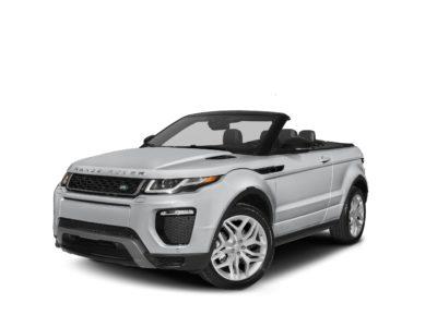 HETibiza Range Rover Evoque cabrio