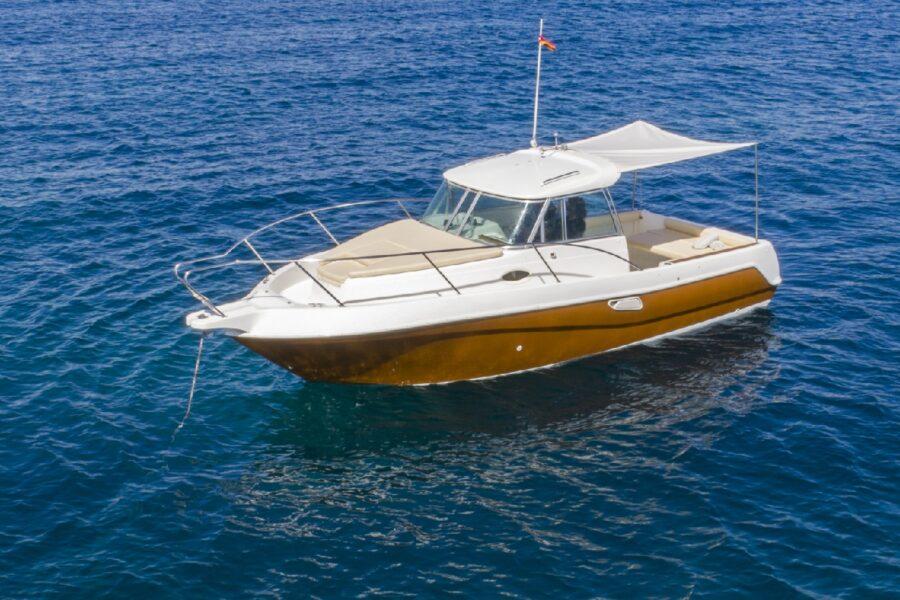 Boat rent Faeton Moraga | HETibiza