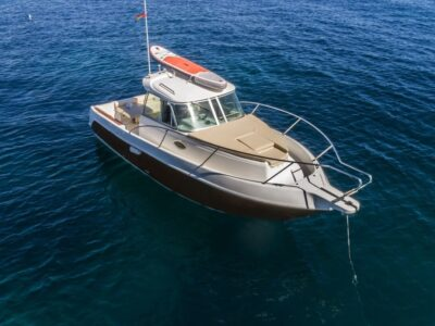 motorboat Faeton Moraga | HETibiza
