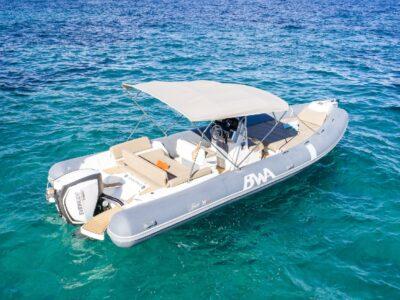 rib boat BWA Sport | HETibiza
