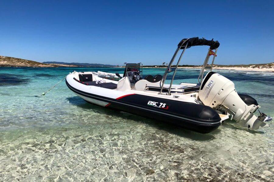 Boat rental | HETibiza